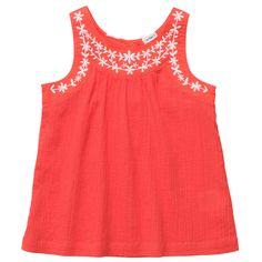Strappy Gauze Top   Baby Girl New Arrivals