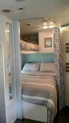 Ideas vintage camper remodel camping trailers curtains for 2019 Rv Hacks, Camping Hacks, Camping Guide, Camping Essentials, Life Hacks, Camping Gear, Camping Pantry, Camping Store, Camping Theme