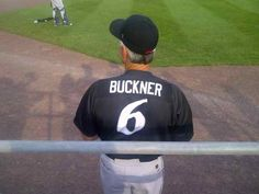 then managing the Brockton Rox....I thanked him on behalf of all us Mets fans for 1986.
