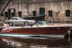 Elegant Riva Aquarama Powered by Twin Lamborghini V12s » Design You Trust