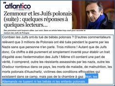 """Patrick Edery na Twitterze: """"⚠️ATLANTICO NEGATIONNISTE !!! La presse française ne sait plus comment salir la Pologne Rayski journaliste d'Atlantico reprend la propagande soviétique sans vergogne @GWGoldnadel @ivanrioufol @jsferjou @AtlanticOff @2cannaregio @atlantico_fr #POLOGNE #FakeNews #GermanDeathCamps… https://t.co/Cl1VlZPm0z"""""""