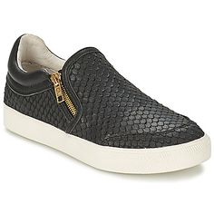 Ash has added slip on trainers to their new collection #shoes #slipon #trainers #biker #ash #rubbersole