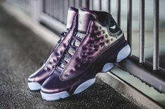 newest 64e01 a81b6 Air Jordan 13 GS Dark Raisin Releasing After Christmas Baskets, Heeled  Boots, Shoe Boots