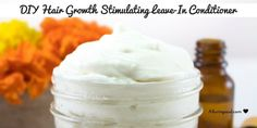 Natural Remedies For Hair Growth DIY Hair Growth Stimulating Leave-In Conditioner Baking Soda Scrub, Baking Soda Face, Coconut Oil Hair Growth, Coconut Oil Hair Mask, Leave In Conditioner, Hair Conditioner, Lavender Oil Uses, Egg Hair Mask, Egg Mask