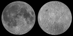 """How did the Moon form, and how did the giant impact help create the famous """"Man in the Moon""""? New research holds some answers."""