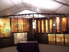 Art: Booth :   Arizona Fine Art Expo by Artist Michael Casey
