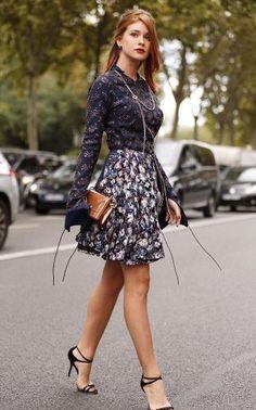 Convidada para posar para grifes poderosas no mundo todo, Marina se destacou com looks fashion e bastante glamourosos.(Foto: Reprodução/Instagram)