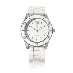 27622 Hodinky Sporty Chic - Oriflame cosmetics Sporty Chic, Oriflame Cosmetics, Omega Watch, Bracelet Watch, Lens, Quartz, Watches, Accessories, Running Late