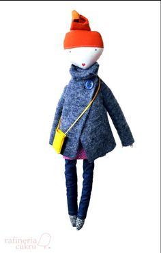 a doll by Sucrerie (Rafineria Cukru)