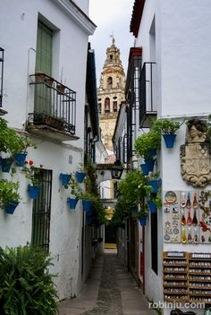 Rincones de Andalucía / Places of Andalusia, by @robinju