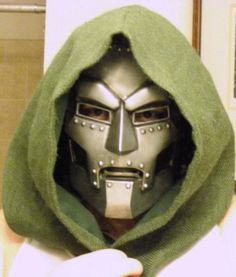 Doctor Doom Costume