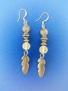 Leafs earrings