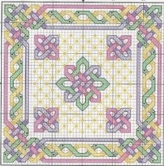 Irish Plaid Quilt Pattern | 213 best images about An Irish Quilt on Pinterest | Knots ...