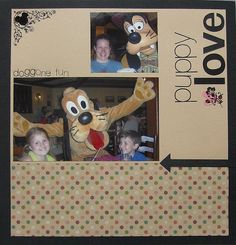 Puppy Love - Scrapjazz.com
