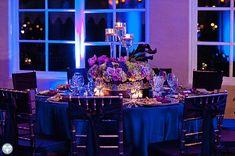Blue & Purple Weddings