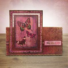 Flight of the Butterflies - Jewelled Edition - Hunkydory | Hunkydory Crafts
