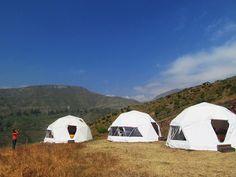 Eco albergue en la sierra de Cieneguilla (km 85)