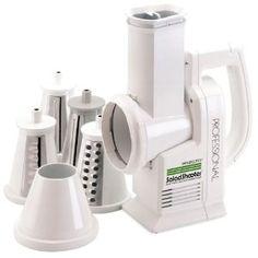 Presto 02970 Pro SaladShooter Slicer/Shredder - Visit to see more options