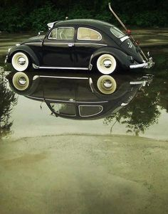 I don't care what anyone says...I love the classic VW bugs, even if people they they're ugly.