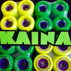 Are you in Spain do you need fresh Neurothane? Then check this #regram from @kainalongboard who just had the fresh materialisation of #neurothane including the new #creator78a and #chronicle83a  #cult #cultwheels #wheelsfromanotherdimension #keepitsideways