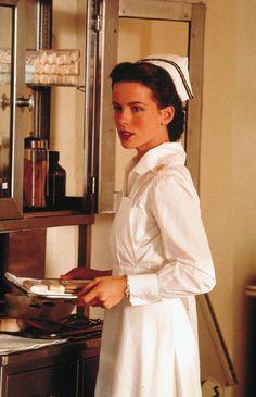 Kate Beckinsale in Pearl Harbor. One of my favorite movies. Dirty Dancing, Pulp Fiction, Grease, Pearl Harbor Movie, Jaime King, Vintage Nurse, Sexy Nurse, Online Photo Gallery, Movie Costumes