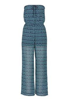 Jumpsuit fashion jumpsuits pinterest jumpsuits bandeau jumpsuit