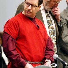 "Gary Ridgway One of the deadlist and prolific serial killers in America. To think that he just confessed to 48 killings in 2003, all women. He was the suspect a lot and even passed a polygraph test in 1984 and continued his killing spree. In court Ridgway confessed to try to get life in prison without parole instead of the death penalty by saying, ""I wanted to kill as many women I thought were prostitutes as I possibly could."" How does this help? It didn't."