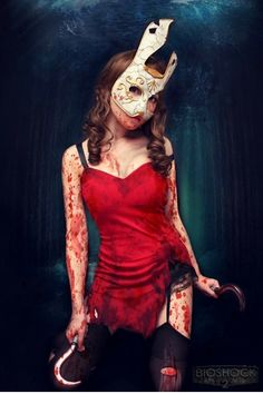 Bioshock Splicer Cosplay