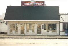 The Custard Shop, Highland Indiana