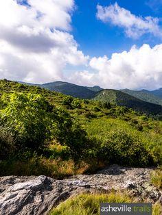 Hike the Sam Knob Trail to stunning summit views near Asheville, NC
