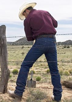 Boots and Wranglers