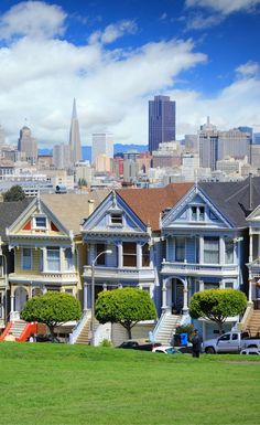 The Painted Ladies i