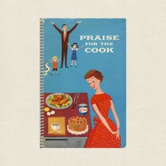 Crisco's Praise for the Cook Cooking Booklet - Procter & Gamble - 1959 - Atomic Midcentury Modern Vintage Cookbooks by on Etsy Crisco Recipes, Cookbook Recipes, New Cookbooks, Vintage Cookbooks, Vintage Recipes, Homemaking, Booklet, Cover Art, Old School