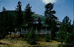 outlook lodge green mountain falls - Google Search