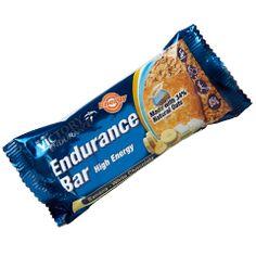 Endurance Bar: Esta deliciosa barrita ha sido elaborada con más de 39 gramos de pura Avena. Ahora también con chips de plátano y chocolate blanco.