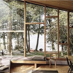 So it's time to buy new windows for your home. But with so many options, picking the right windows can be a little overwhelming. What are the best windows for the money you have in your budget, a Exterior Design, Interior And Exterior, Interior Paint, My Dream Home, Future House, Interior Architecture, Beautiful Homes, Beautiful Space, Living Spaces