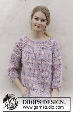 8616f4a65 Wild Berries   DROPS 191-34 - Free knitting patterns by DROPS Design