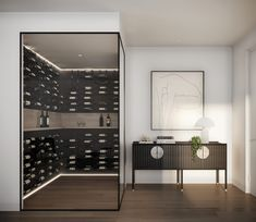 Enjoy the finer things in life. C. Kairouz Architects have designed a series of beautifully crafted Melbourne residences with custom living rooms complete with inbuilt temperature controlled wine cellars. Click to see more>> #winelovers #luxurylifestyle #contemporary #design #architecture #interiordesign #modernhousedesign #decor #apartment #style