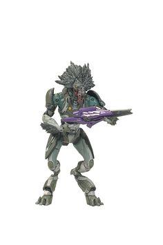 Amazon.com: McFarlane Toys Halo Reach Series 2 - Skirmisher Minor Action Figure: Toys & Games