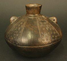 Tumi, Civilization, South America, Peru, Pottery, Culture, Clay, Stag Head, Wood Bars