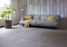A natural neutral decor with neutral coloured carpet from: www.michael-john.co.uk