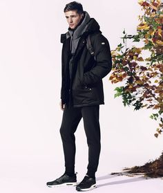 House Of Fraser - Best AW15 Menswear Looks/Outfits