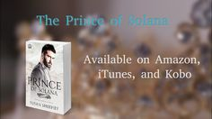 PRINCE OF SOLANA by Susan Sheehey | Book Trailer