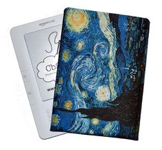 Starry Night Nook Color Case