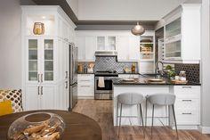 Armoires Cuisines Action, la cuisine Intemporelle au design parfait!