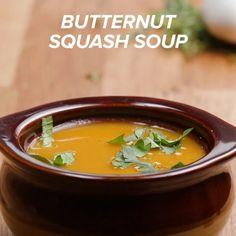Butternut Squash Soup by Tasty