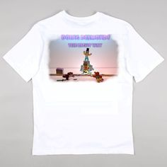 Stampycat and TDM Stealing Diamonds T Shirt age 5  14 by byBBnDJ