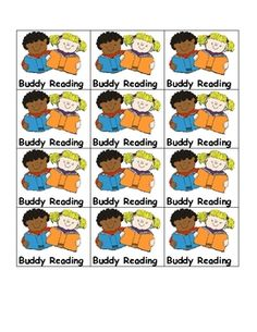 Daily 5 Cards for Reading and Word Work....