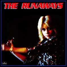 The Runaways first album - cover