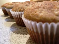 The Brighter Side of Gluten Free: Apple Cinnamon Muffins